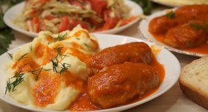 «Нормальная еда» по-советски