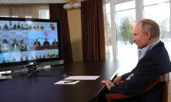 О чём Владимир Путин говорил с российскими студентами