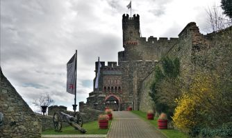 Райхенштайн. Замок безголового рыцаря-разбойника