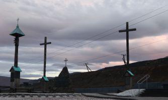 «Норильская Голгофа» — мемориал памяти жертв ГУЛАГа