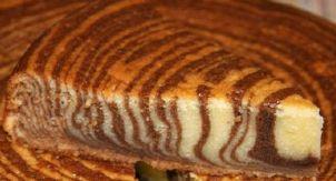 Любите сладкое, например, тортики? Как насчёт «Зебры»?