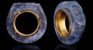 Сапфировое кольцо Калигулы