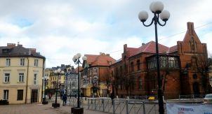 Город красивых и безопасных улиц