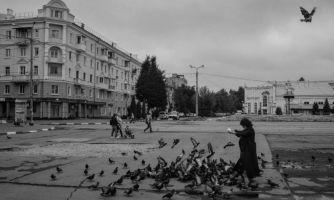 Новомосковск. Дух и жизнь города из 1938 года