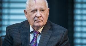 Горбачёву 90 лет!