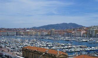 Марсель — главный порт Франции