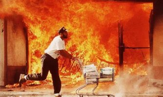 «Чёрная революция» в США в 1992 году