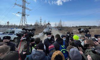 Что случилось у колонии, где сидит Навальный?