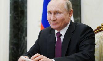 Путин принял отставку главы Тывы