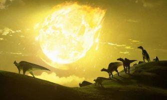 Вымершие динозавры. Ещё одна гипотеза