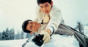 Безумный криминальный фильм из Японии