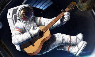 Юра, мывсё спели: 12«космических» песен