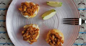Синнабон. Готовим булочки с корицей, яблоками и кремом