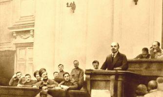 «Апрельские тезисы» Ленина
