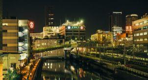 Место в Токио, которое напоминает Подмосковье