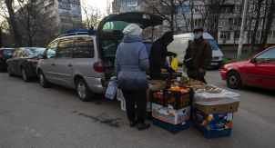Что я увидел в Киеве весной 2021 года