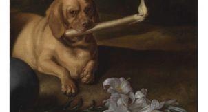 Почему собаки курят косячок на старых картинах?