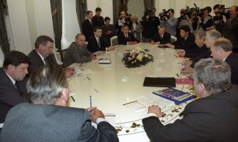 Порог явки, «против всех» имежпартийные блоки