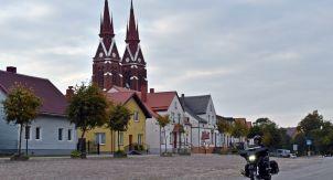 Швекшна. Великолепие литовской провинции