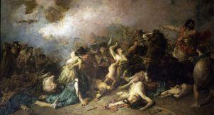 Как разрушали древние города без артиллерии и авиации?