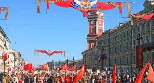 Бессмертный полк-2019 в Санкт-Петербурге