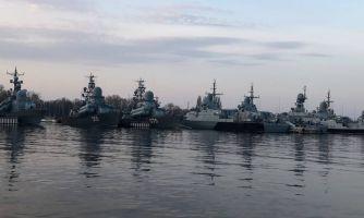 Триумфальный Балтийск