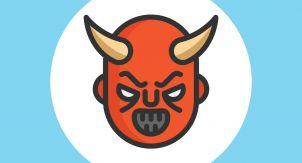 Черты лица Дьявола
