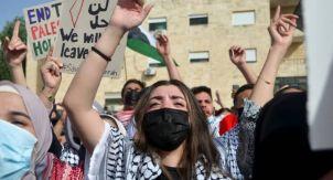 Палестинцев так просто не усмирить!