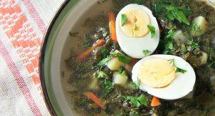 Отправили крапиву в суп. Пусть знает своё место!