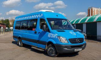 Нужны ли автобусы размером с маршрутку?