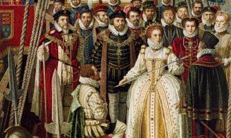 Сэр Фрэнсис Дрейк – любимый пират королевы Елизаветы