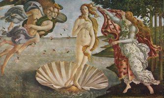 Образ Венеры на картинах великих мастеров