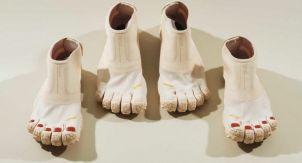 Обувь с пальцами: новое прочтение японских «таби»