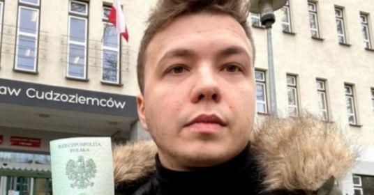 Пришьют ли Протасевичу убийства