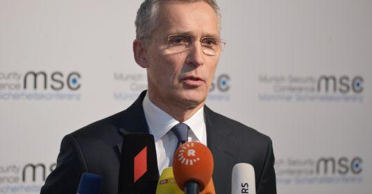 Генсек НАТО обвинил Россию в инциденте с Протасевичем