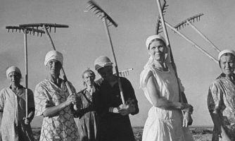 Доля женщины в СССР. Всегда обязана?