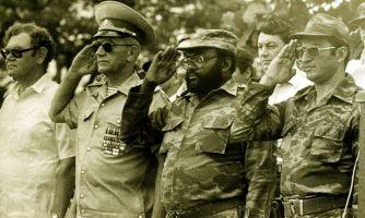 Кангамба. Тревожный 1983 год