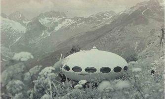 «Летающие тарелки» на территории СССР