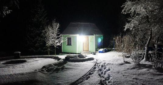 Как я скоротал зиму в деревне. Из мутной воды в прозрачную