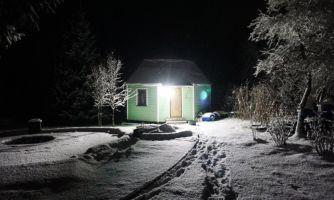 Скоротать зиму в деревне. Из мутной воды в прозрачную