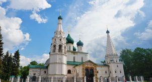 Какой храм в Ярославле самый красивый?