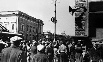 Немецкие коммунисты о нападении фашистской Германии