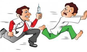 100 и 1 способ не вакцинироваться