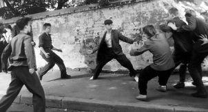 Советские подростки. Хулиганство и драки