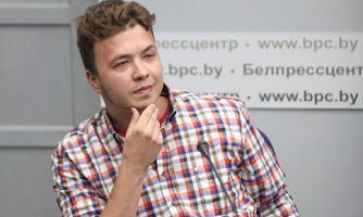 Романа Протасевича отправили под домашний арест