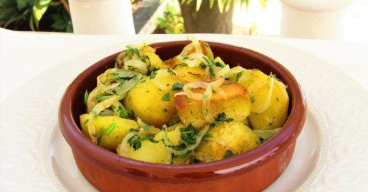 Картофель из французских бистро