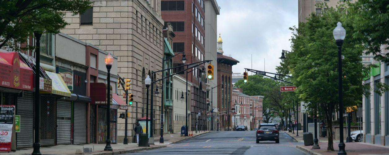 Трентон - столица штата Нью-Джерси