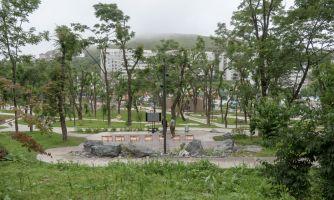Нагорный парк Владивостока
