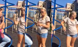 Жительница Петербурга против инвалидов