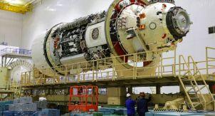 Многострадальный модуль рвётся к МКС